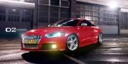 Audi TT-S XL3 D2forged 2012