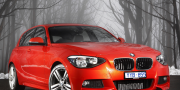 BMW 1-series 125i 5-door M Sports Package F20 2012