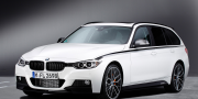 BMW 3-series Touring Performance Accessories F31 2012