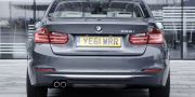 BMW 328i sedan Modern Line F30 UK 2012