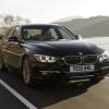 BMW 335i sedan Luxury line F30 UK 2012