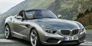 BMW Zagato Roadster 2012