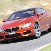 BMW m6 Coupe Australia F12 2012