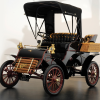 Cadillac Model a Runabout 1903-04