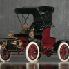 Cadillac Model k Light Runabout 1906