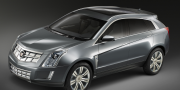 Cadillac Provoq Fuel Cell Concept