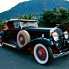 Cadillac v16 452 Roadster by fleetwood 1930-31