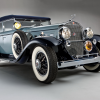 Cadillac v16 Convertible sedan by Saoutchik 1930