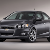 Chevrolet Sonic Dusk 2013