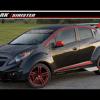 Chevrolet Spark Sinister Concept 2012