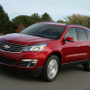 Chevrolet Traverse Crossover 2012