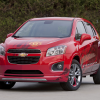 Chevrolet Trax Manchester United 2012