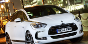 Citroen DS5 Hybrid4 UK 2011