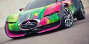 Citroen Survolt Concept Art Car 2010