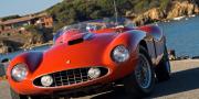 Ferrari 121lm Scaglietti Spider 1955