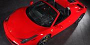 Ferrari 458 Spider by Capristo 2013