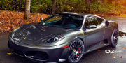Ferrari f430 Scuderia d2forged mb1 2012