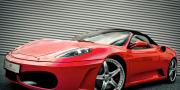 Ferrari f430 Spyder Graf Weckerle
