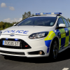 Ford Focus ST Police car uk 2012
