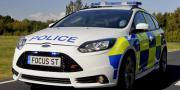 Ford Focus ST Police car uk 2012
