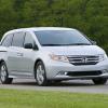 Honda Odyssey touring elite 2010
