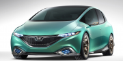 Honda s concept 2012