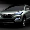 Hyundai Santa fe Concept 2012