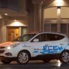 Hyundai Tucson Fcev 2012