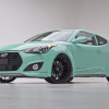 Hyundai Veloster Concept JP edition 2012