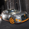 Hyundai Veloster Street Concept 2012