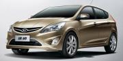 Hyundai Verna 5-door 2010