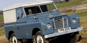 Land Rover III swb van 1971-85
