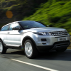 Land Rover Range Rover Evoque coupe si4 Prestige UK 2011