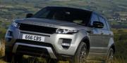 Land Rover Range Rover Evoque sd4 dynamic uk 2011