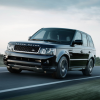 Land Rover Range Rover black edition 2012