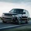 Land Rover Range Rover black edition 2012
