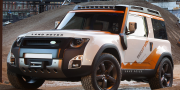 Land Rover dc100 Expedition Concept 2012