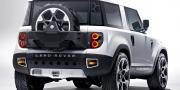 Land Rover dc100 concept 2011
