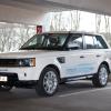 Land Rover range e 2011