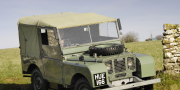 Land Rover series i 80 soft top 1948-58