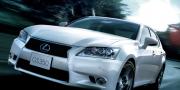Lexus GS 350 japan 2012