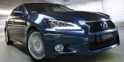 Lexus GS 450h australia 2012