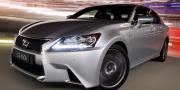 Lexus GS 450h f-sport australia 2012