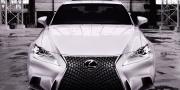 Lexus IS-350 f-sport 2013