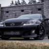 Lexus IS f twin turbo fox marketing 2012