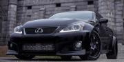 Lexus IS f twin turbo fox marketing 2012