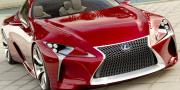 Lexus LF lc concept 2011