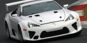 Lexus LFA gazoo racing 2010