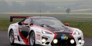 Lexus LFA gazoo racing compete 2010