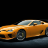 Lexus LFA nurburgring package 2010